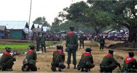 """سلطات ميانمار تعتقل وتعذب ناشطَين روهنجيين.. وتصادر 19 """"عجلة"""" من القرويين"""