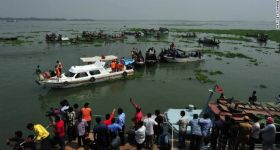About 40 migrants missing off Bangladesh after their boats sinks