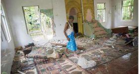 بوذيون يهدمون مسجدا في بورما ويشردون عشرات المسلمين