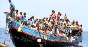 منظمة ألمانية تطالب بتدخل عاجل لإنقاذ الروهنجيا
