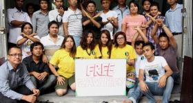 Press freedom campaigns to be launched across Burma
