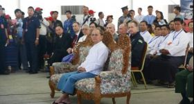 Myanmar government, rebels agree draft nationwide ceasefire accord