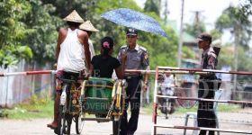 """حكومة بورما تلغي حظر التجول في """"أراكان"""" بعد نحو عامين"""