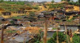Robbery in Leda unregistered refugee camp