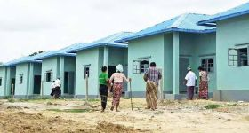 New homes ready for displaced Meikhtila villagers