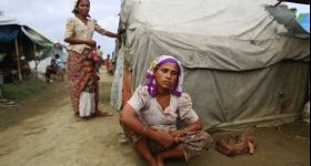 3 Rohingya Drown After Police Fire Rubber Bullets at Boat