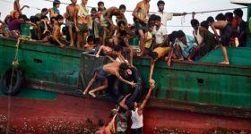 الروهينجا المهاجرون: بين تجاهل ماليزيا وأهوال بحر أندامان