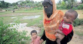 بالصور... التضامن الدولي مع المعتقلين في سجون بورما