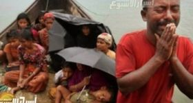 مسلمو بورما: مهما ملئت تلك الجراح أنحاء السماء و حجبت الشمس.. فهي زائلة بعد حين.. ...
