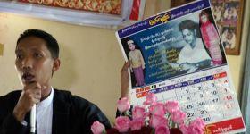 Men charged over 'Rohingya calendar'