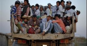 Myanmar pledges to promote, protect labor rights