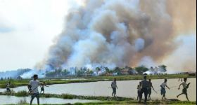 STOP THE GENOCIDE TOWARDS ROHINGYA: RESPECT THE RIGHTS OF THE MINORITY