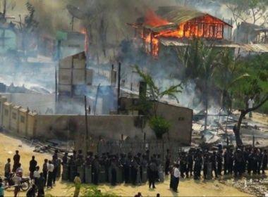 ميانمار ترفض إرسال لجنة تحقيق دولية إلى أراكان