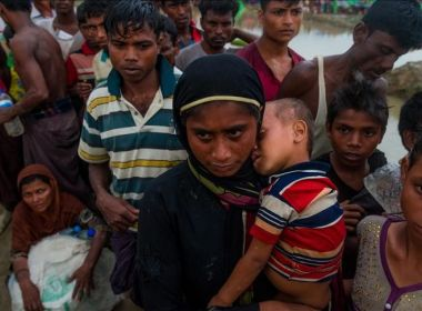 Rohingya crisis 'real test' for Myanmar
