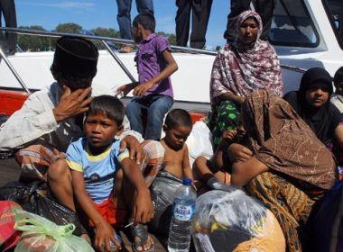 بنجلاديش | حرس الحدود تفتح النار على قوارب المهاجرين الروهينجيا