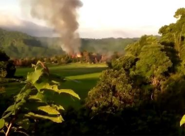 New images show 214 Rakhine villages destroyed