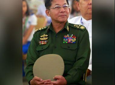قائد الجيش في ميانمار يدعو النازحين للعودة إلى قراهم ولا يذكر الروهينجا
