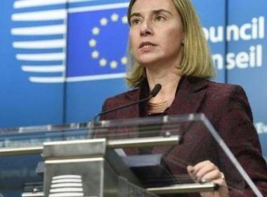 """موجيريني تترأس وفد الاتحاد الأوروبي في اجتماع بـ""""ميانمار"""""""