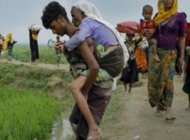 منظمة العفو الدولية تدعو المجتمع الدولي لوقف حملة القمع ضد الروهينغا