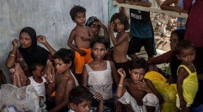 بلومبرغ: مسلمو ميانمار ضائعون بين اضطهاد وتهجير