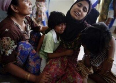 """ألم يحن الوقتُ لإرسال قوات """"أممية"""" لحماية مسلمي بورما؟"""