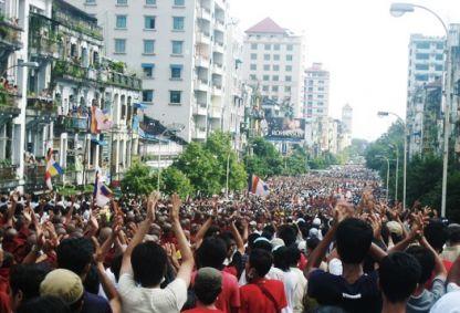 تقرير البرامج للمركز الدولي للعدالة الانتقالية: بورما/ ميانمار