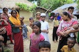 """مسلمو الروهنجيا يتعرضون """"لاضطهاد"""" في ميانمار"""