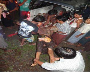 مسلمو بورما قتل .. تعذيب، وحرق؟