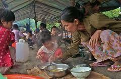 ضربة موجعة للتعليم في ولاية كاشين في ميانمار