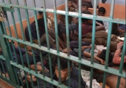 تايلاند تحبس مهاجرين روهنجيين بطرق غير إنسانية