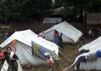 5000 تايلندي يعارضون إنشاء مخيم للروهنجيا في منطقة جنوب غرب البلاد