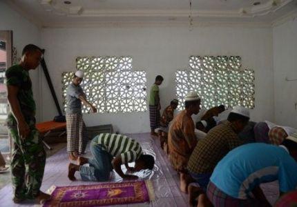 الروهينجيا المسلمون البورميون أمام طريق مسدود في إندونيسيا