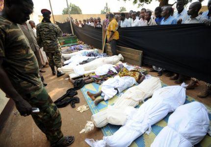 افريقيا الوسطى: إجلاء 2000 مسلم بالتزامن مع اكتشاف مقبرة جماعية