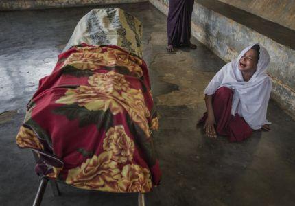 بالصور.. معاناة مسلمي «الروهينجا» المنسيين في ميانمار