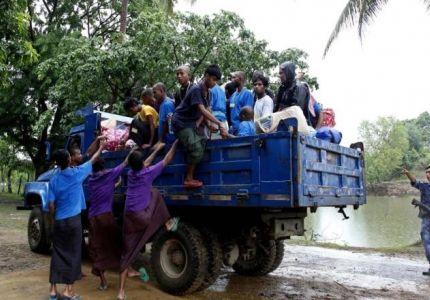بنجلاديش تطالب ميانمار باستعادة الروهنجيا