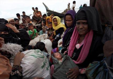 """اتفاق بين بنجلادش وميانمار على """"مجموعة عمل"""" بشأن الروهنجيا"""
