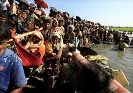 مجددا آلاف الروهينجا يفرون من العنف والجوع في ميانمار إلى بنجلادش