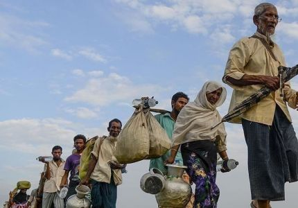 """""""الروهنغيا الأوروبي"""" يندد بزعيمة ميانمار لدفاعها عن """"جرائم"""" الجيش"""