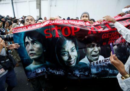 ماليزيا تعرب عن استعدادها لبحث أزمة مسلمي الروهينجيا مع ميانمار