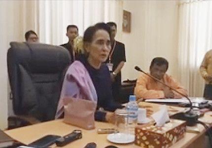 """""""سوشي"""": نهاية مارس القادم الإعلان عن اسم الرئيس الجديد لميانمار"""