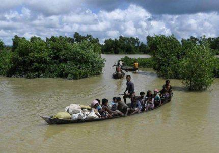 إجراءات اميركية ضد الجيش البورمي بسبب أزمة الروهينغا