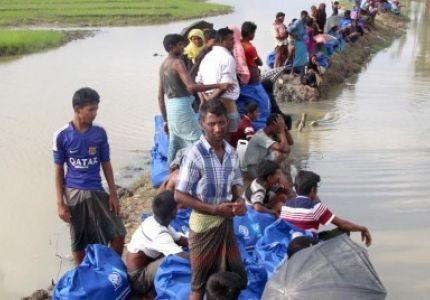 عدد لاجئي الروهينجا يصل إلى 313 ألفا وإطلاق نداء إنساني لتلبية الاحتياجات الحرجة