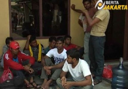 91 Illegal Immigrants from Rohingya Caught