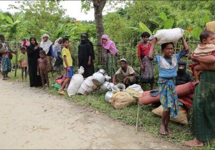 الأمم المتحدة: ارتفاع عدد الفارين من أراكان لبنغلاديش إلى 73 ألفا