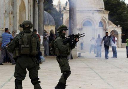الكيان الصهيوني يشن حرباً شرسة على القدس والفلسطينيين
