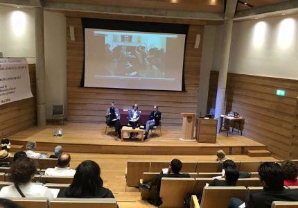 مؤتمر بجامعة أوكسفورد بشأن قضية الروهنجيا في ميانمار