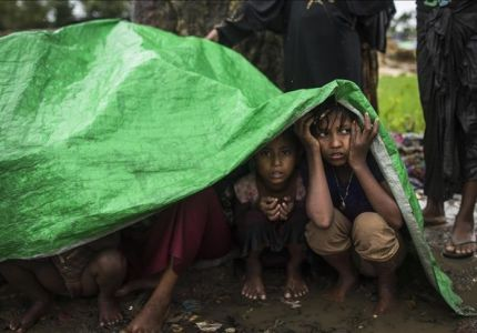 """""""أطباء بلا حدود"""" تحذر من سوء أوضاع مخيمات الروهنغيا في بنغلادش"""