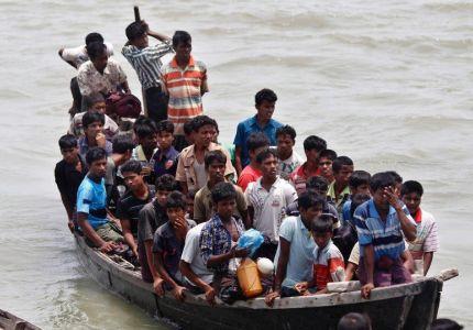 ماليزيا تبدأ محادثات مع سنغافورا بشأن لاجئين روهنجيين