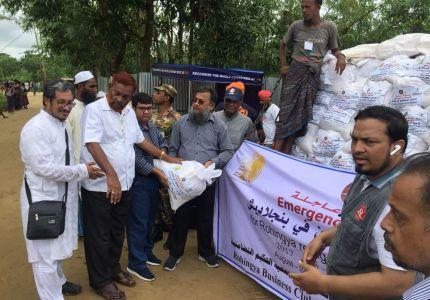 مدير قناة آرفيجن العربية: تأهيل الأطفال وبناء مستوصفات ودورات مياه من أهم احتياجات الروهنجيا في بنغلادش