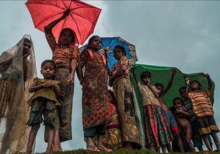 عودة الحياة إلى طبيعتها في مخيمات لاجئي الروهنغيا ببنغلادش